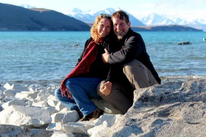 Lake Tekapo - one of my favourite places on the planet